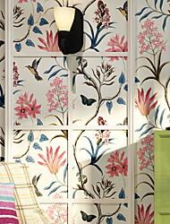 Trykt mønster Baggrund Til hjem Moderne Vægbeklædning , Ikke vævet tekstil Materiale Lim påkrævet tapet , Værelse Tapet