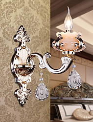 настенный светильник Рассеянное освещение 220 Вольт E27 Ретро Традиционный/классический