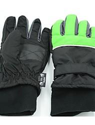 Недорогие -Лыжные перчатки Универсальные Рукавицы Водонепроницаемость Нейлон Катание на лыжах Зима
