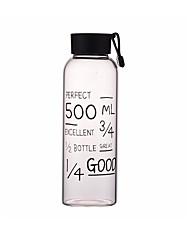 Недорогие -Стаканы, 500 Высокое боровое стекло Чайный Сок Молоко Вода Стекло