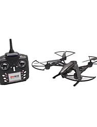 abordables -RC Dron JINXINGDA 509W 6 Ejes 2.4G Con la cámara de 0,3 MP HD Quadccótero de radiocontrol  FPV Retorno Con Un Botón Modo De Control