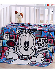 cheap -Super Soft Pattern Polyester Blankets