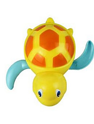 cheap -Water Toy Wind-up Toy Bath Toy Toys Tortoise Family Friends Animal Design 1 Pieces Kids Gift