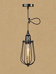 abordables -Lampe suspendue Lumière d'ambiance - Style mini, 110-120V / 220-240V Ampoule incluse / 5-10㎡ / E26 / E27