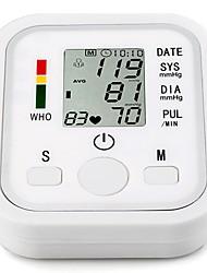 Недорогие -Плечи Показ времени Включение/выключение ЖК экран Измерение кровяного давления