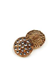economico -100 pezzi Resina Buttons Snaps Cristalli Romantico Alla moda Clothing Accessories