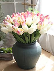 Недорогие -Искусственные Цветы 5 Филиал европейский Тюльпаны Букеты на стол