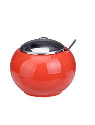 1pcs Кухня Губка Керамика Хранение продуктов питания