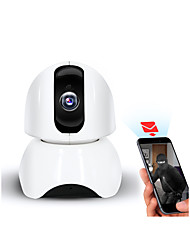 YHT-E222  Intelligent wireless camera WIFI connection voice intercom infrared night vision wireless camera