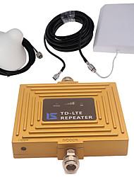 affichage intelligent d'or d'affichage à cristaux liquides de relais d'amplificateur de signal de téléphone portable de l'affichage à