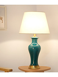 economico -Luce ambientale Artistico Lampada da tavolo Pretezione per occhi Interruttore On/Off Alimentazione AC 220V Blu Nero/Verde