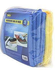 baratos -espelho de vidro de microfibra&limpeza profissional cromada e toalhas de detalhes