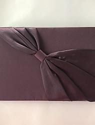 preiswerte -Satin Romantik Fantasie HochzeitWithBand-Bindung 1 Verpackungsschachtel Gästebuch