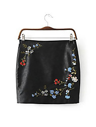 cheap -Women's Daily Mini Skirts