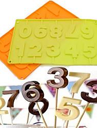 Недорогие -Инструменты для выпечки Силикон Творчество / Своими руками / День рождения конфеты / Для торта / Печенье Формы для пирожных