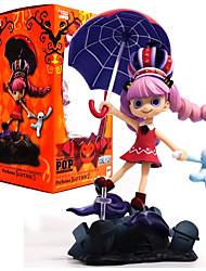 Недорогие -Аниме Фигурки Вдохновлен One Piece Perona ПВХ 16 См Модель игрушки игрушки куклы