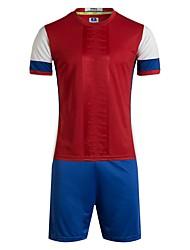 abordables -Hombre Fútbol Sudadera Transpirable Cómodo Verano Un Color Poliéster Fútbal