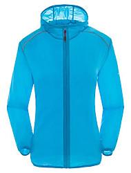 cheap -Women's Ski Jacket Waterproof, Quick Dry, Windproof Ski / Snowboard / Winter Sports Chinlon Windbreaker / Softshell Jacket / Winter Jacket Ski Wear