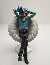 Недорогие -аниме деятельные фигуры, вдохновленные одной частью vinsmoke.niji pvc cm модель игрушки куклы игрушка