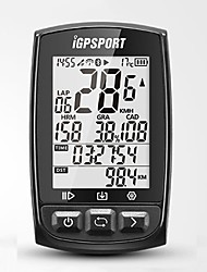 iGPSPORT® IGS50 Bike Computer/Bicycle Computer Wateproof Bluetooth Wireless GPS ANT+ GPS Positioning,Anti-lost Temperature Sensor Cycling