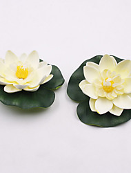 cheap -1 Branch Plastic Others Lotus Tabletop Flower Artificial Flowers