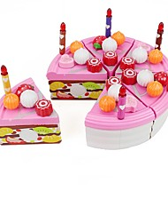 cheap -Pretend Play Toys Circular Food Friut Food&Drink Food & Beverages Birthday Boys Girls Pieces