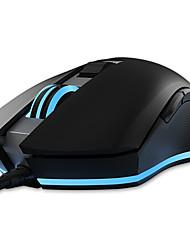 Недорогие -dareu em905 проводная игровая мышь шесть ключей 4000dpi