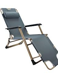 """Недорогие -Складное туристическое кресло На открытом воздухе Складной Aluminum Alloy, Ткань """"Оксфорд"""" для Походы - 1 человек Темно-синий"""