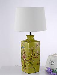 Luz Ambiente Artistíco Luminária de Mesa Proteção para os Olhos Interruptor On/Off Alimentação AC 220V Azul Amarelo Escuro