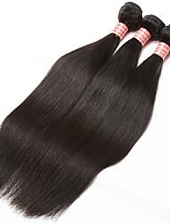 preiswerte -Brasilianisches Haar Unbearbeitet Menschliches Haar Webarten 3 Stück 0.3