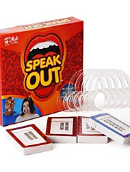cheap -Say It, Don't Spray It Speaking Out Game Mouthpiece Speak Children/Kids/Adult
