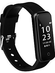 baratos -Pulseira Inteligente iOS Android IP67 Impermeável Suspensão Longa Calorias Queimadas Pedômetros Tora de Exercicio Saúde Esportivo Monitor