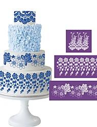 Недорогие -Формы для пирожных Прочее Торты Другие материалы Новое поступление Креатив Высокое качество Своими руками