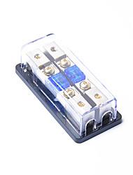 baratos -2 bit 8 gauge in 8 calibre mini anl fusível bloco w fusíveis 60a