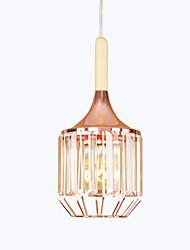 Недорогие -Модерн Подвесные лампы Рассеянное освещение - Хрусталь Мини, 220-240Вольт Лампочки включены