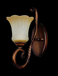 cheap -Wall Light Ambient Light Wall Sconces 40W 220V E27 Traditional/Classic Modern/Contemporary Shiny