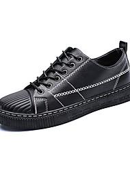 economico -Per uomo Scarpe formali Similpelle / Tulle Autunno / Inverno Comoda Sneakers Zero Zero Nero / Rosso / Verde / Serata e festa