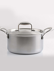 cheap -Stainless Steel Stainless Steel Flat Pan Stockpot,26*12.5