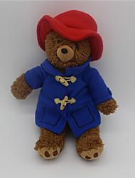 Cowboy Teddy Bear Paddington Bear Toy Shape Animals Plush Toy Doll Classic Style Cute Style