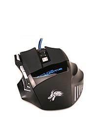 computador retroiluminado dragão 7 botão jogo dedicado mouse