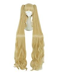 economico -Parrucche lolita Lolita Classica e Tradizionale Principessa Parrucche Lolita 120 CM Parrucche Cosplay Parrucche Per