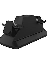 abordables -Ventilateurs et supports - Sony PS4 Avec chargeur Support avec Adaptateur Ventouses Sans fil > 480