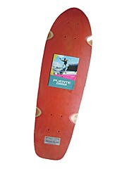 economico -23 pollici Skateboards standard Casual Sport ACDE-9-Viola Giallo Rosso Verde