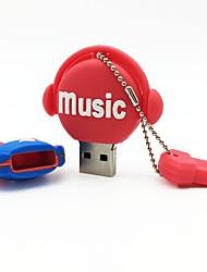 Недорогие -Ants 2GB флешка диск USB USB 2.0 пластик