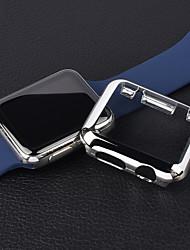 levne -2.015 nejnovější módní shell pc náramkové hodinky ochranný plášť pro iWatch 38milimetry / 42mm různých barvách