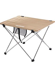 abordables -Sille plegable para camping Doblez Aleación de Aluminio para Camping