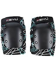 Недорогие -Фиксатор колена для Взрослые Защита Стреч Защитное снаряжение для лыж Катание на лыжах Катание на роликах Ластик Для занятий спортом