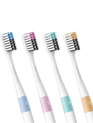 cheap -Xiaomi DOCTORB Deep Cleaning Toothbrush - 4PCS - WHITE Xiaomi Ecological Chain Product