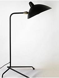 Рассеянное освещение Художественный Настольная лампа Регулируется Вкл./выкл. От электросети 220 Вольт Черный
