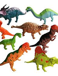 cheap -Dragon & Dinosaur Toy Model Building Kit Dinosaur Figures Velociraptor Tyrannosaurus Jurassic Dinosaur Triceratops Dinosaur Tyrannosaurus